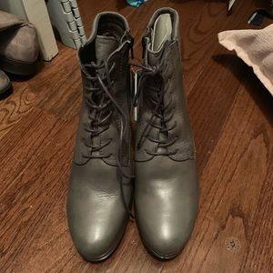 Eric Michael Waterproof Heel Booties